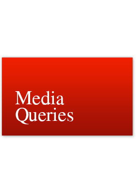 Logotipo de Media Queries